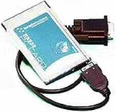 Brainboxes PCMCIA Rugedised