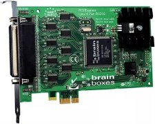 Brainboxes PX-275 25 Pin