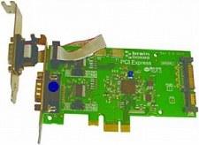 LP PCIe 1+1xRS232 POS 1A SATA