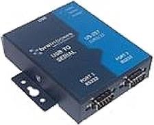 USB 2 Port RS232 1MBaud