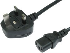 Power Cord UK [C13 IEC] RB-250