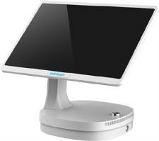DataVan Arc 615W 15.6 PCT Touch Tilt LCD POS ARC-615W-W-P-T-4G64S