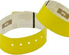 Honeywell Media HF RFID wristband / 30.23mm x ILR00257
