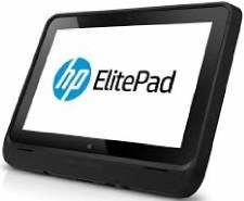 HP ElitePad with Retail Jacket (MSR and 2D Barcode G8C30EA