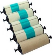 Zebra Card Adhesive Cleaning Rollers / P330i/ZXP 105912-007