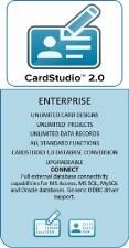 Zebra CardStudio 2.0 Enterprise / Email delivery CSR2E-SW00-E