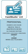 Zebra CardStudio 2.0 Professional / Physical CSR2P-SW00-L