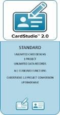 Zebra CardStudio 2.0 Standard / Email delivery of CSR2S-SW00-E
