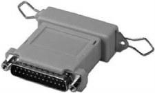 Zebra Centronics F to DB25M Adapter 105850-027