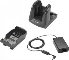 Zebra MC32 Single Slot Cradle with Extra Battery CRD-MC32-100US-01