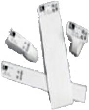 Zebra Media Soft Z-Band DT Wristband 10007746K