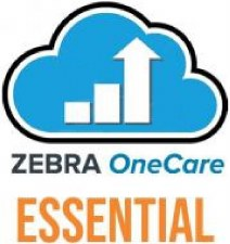 1 YEAR ZEBRA ONECARE SERVICE CENTER ESSENTIAL Z1BE-CCRF50-1000