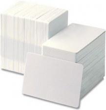 Zebra Card Premier Plus PVC Composite Blank Card 104524-101