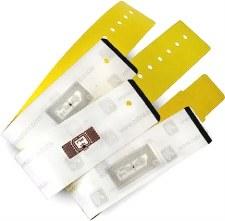 Zebra Media UHF RFID DT Wristband 10018345