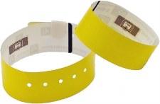 Zebra Media UHF RFID DT Wristband 10018346K