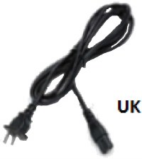 Zebra AC Power Supply [UK] for ZQ110 printer P1070125-023