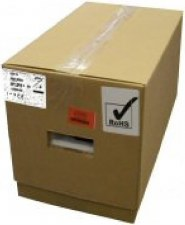 Zebra Card Packaging for shipping ZXP Series 3 P1031925-050