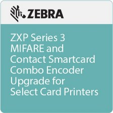 Zebra Card Kit Upgrade Mifare & Contact P1031925-204