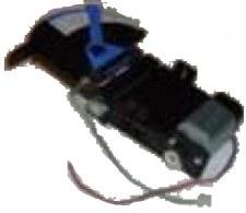 Zebra Card Kit Assembly Output Hopper 105936G-035