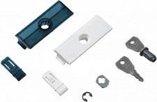 Zebra Card Kit Upgrade Printer Lock (for ZXP 105936G-353