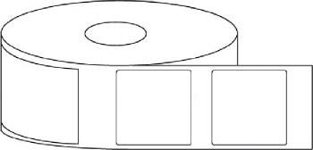 Zebra LABEL, POLYESTER, 76.2MMX76.2MM; THERMAL 87443