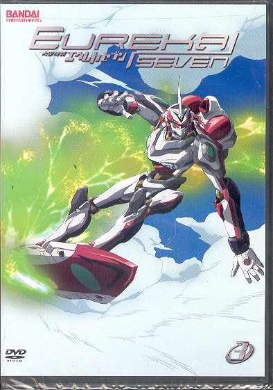 Eureka Seven VOL 3 Dvd #3 (Net