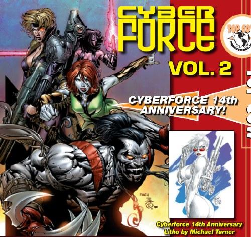 Cyberforce TP VOL 01