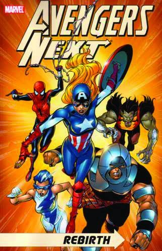 Avengers Next Rebirth TP