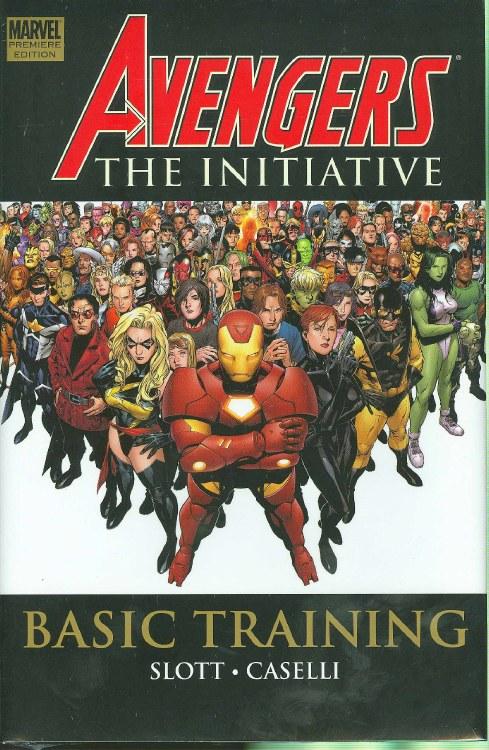 Avengers Initiative Prem HC VO