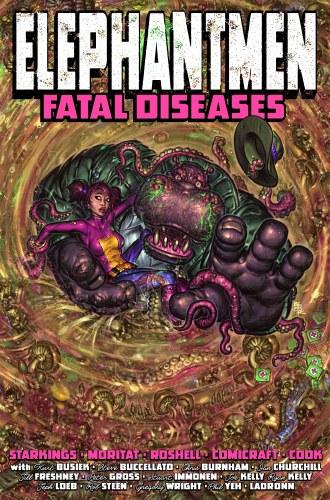 Elephantmen HC VOL 02 Fatal Di
