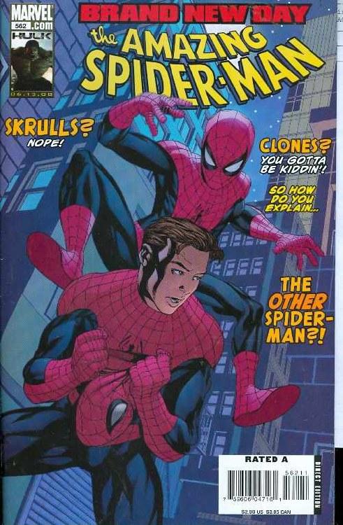 Amazing Spider-Man #562
