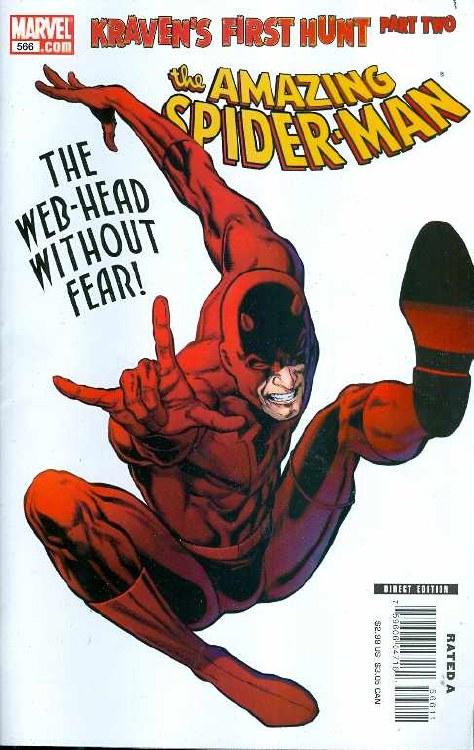 Amazing Spider-Man #566