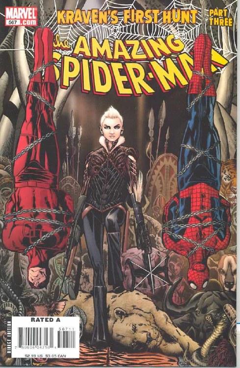 Amazing Spider-Man #567