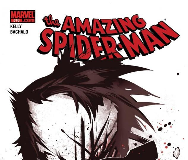 Amazing Spider-Man #576