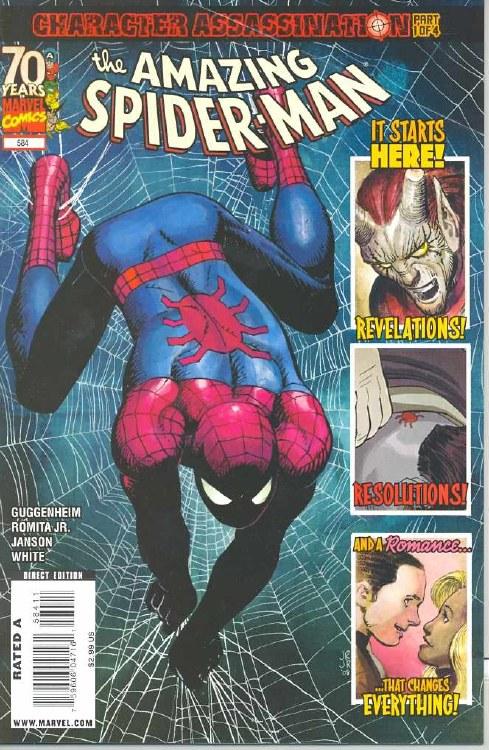 Amazing Spider-Man #584