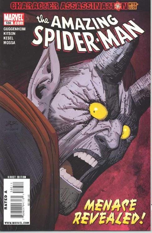 Amazing Spider-Man #586