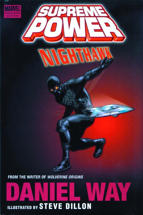 Supreme Power Prem HC Nighthawk
