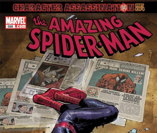 Amazing Spider-Man #588