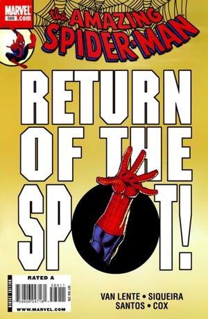 Amazing Spider-Man #589