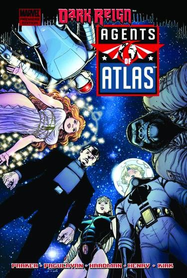 Agents of Atlas Prem HC Dark Reign