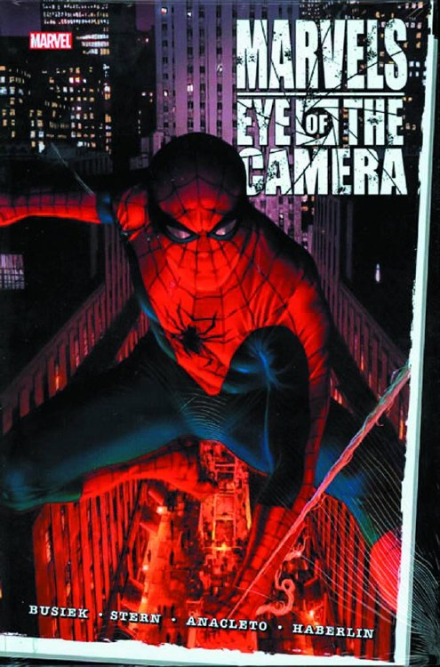 Marvels Eye of Camera Prem HC