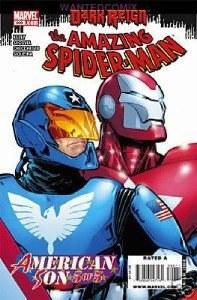 Amazing Spider-Man #599 Dkr