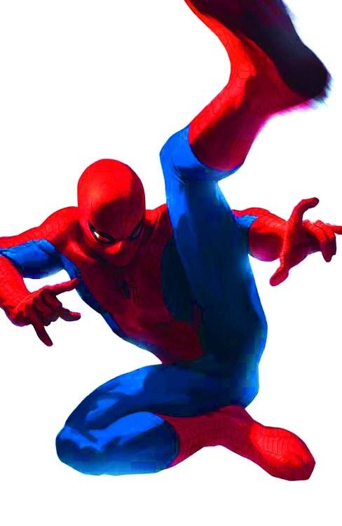 Amazing Spider-Man #608 70th Anniv Djurdjevic Var