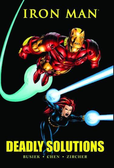 Iron Man Deadly Solutions Prem HC