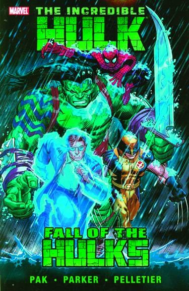 Incredible Hulk Prem HC VOL 02 Fall of Hulks