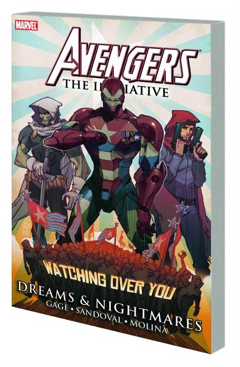 Avengers Initiative TP Dreams