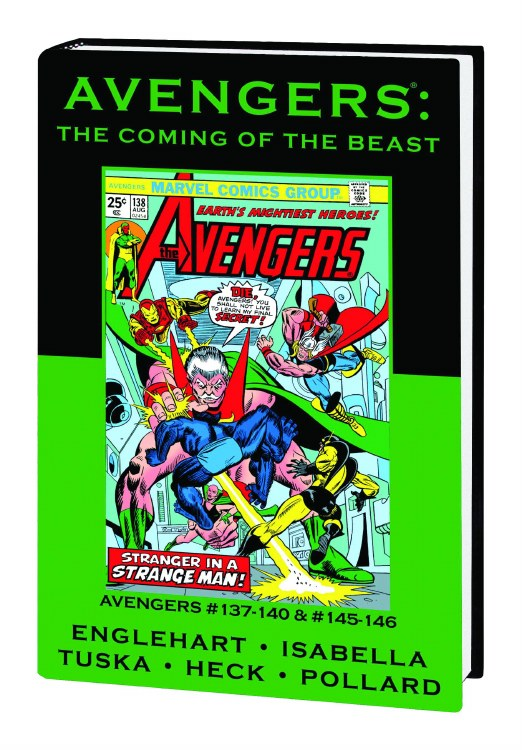 Avengers Coming of Beast Prem
