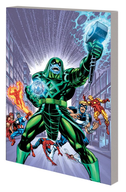 Avengers X-Men TP Maximum Security