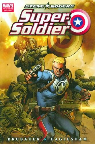 Steve Rogers Prem HC Super-Soldier