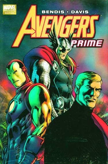 Avengers Prime Prem HC